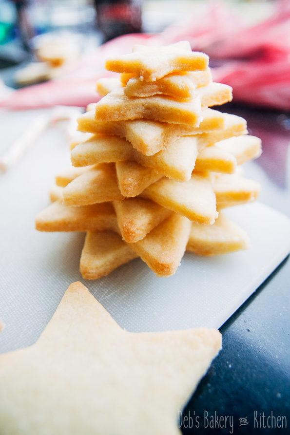 koekjes kerstboom