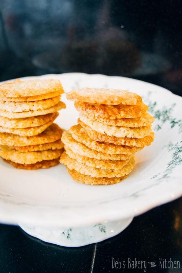 Crunchy haverkoekjes