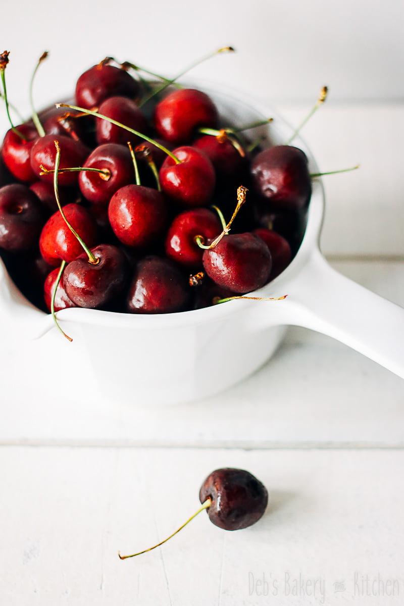 Crostata di ciliegie (kersentaart)