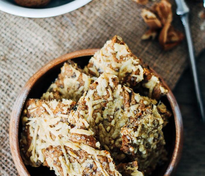 Kaascrackers – Foodblogswap