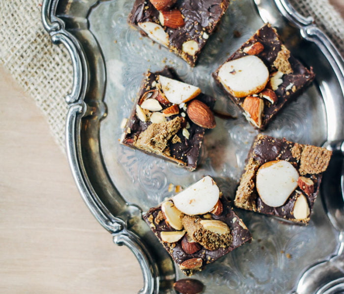 Rocky Road Sinterklaas fudge – foodblogswap