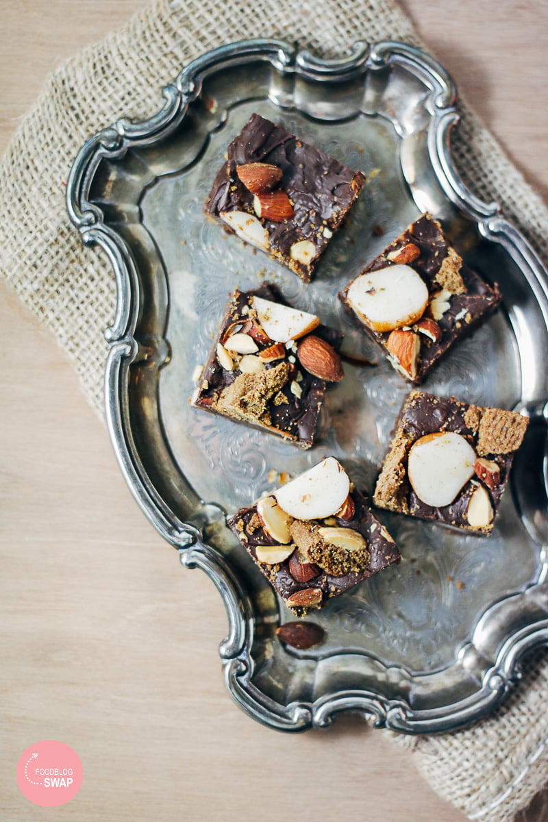Rocky Road Sinterklaas Fudge