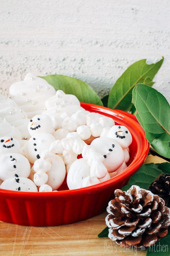 Kerstschuimpjes