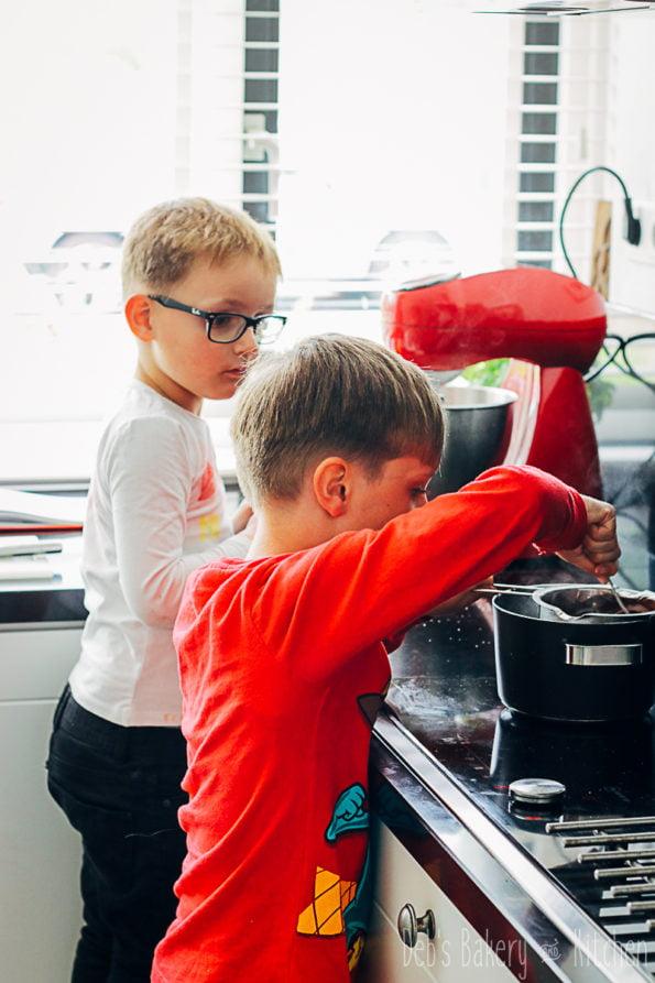 chocolademousse maken met je kinderen