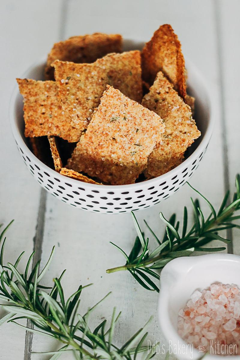 rozemarijn zoutjes