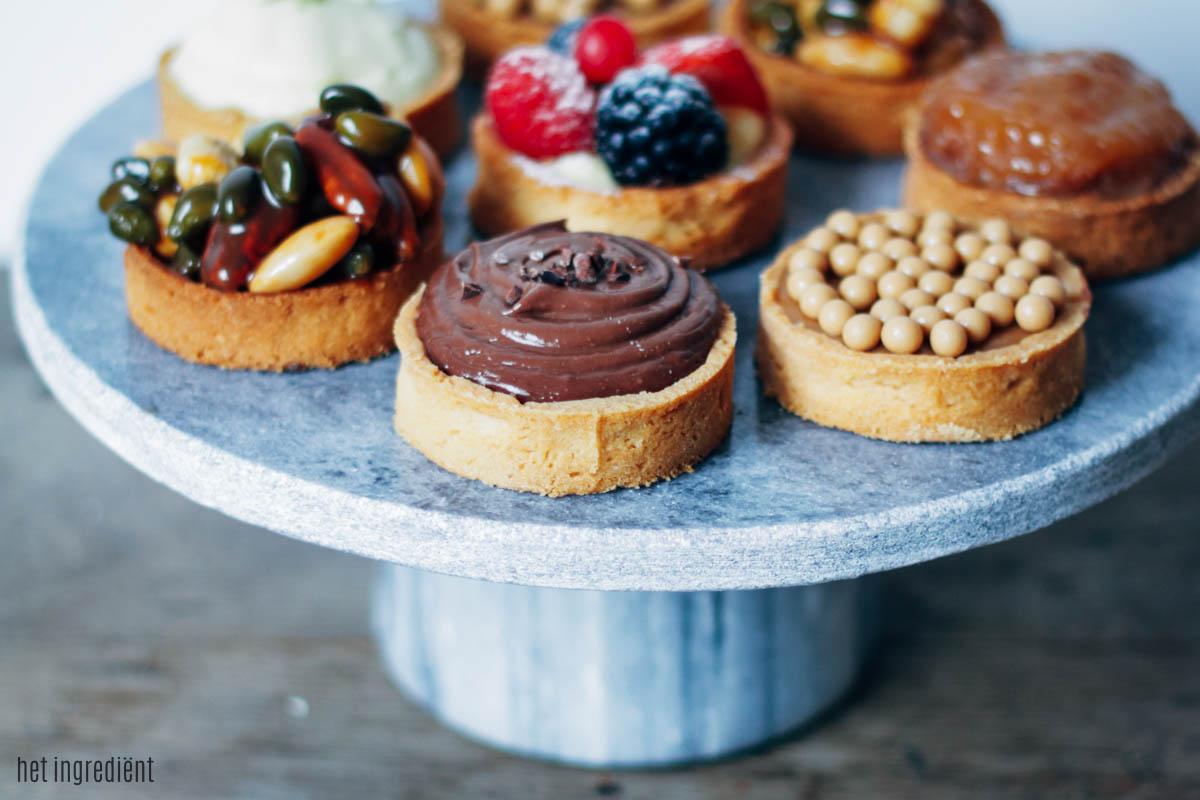 Het basisrecept voor kleine taartjes – zelf tartelettes maken