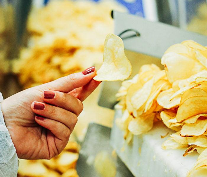 Boerderij Chips: vers van het land