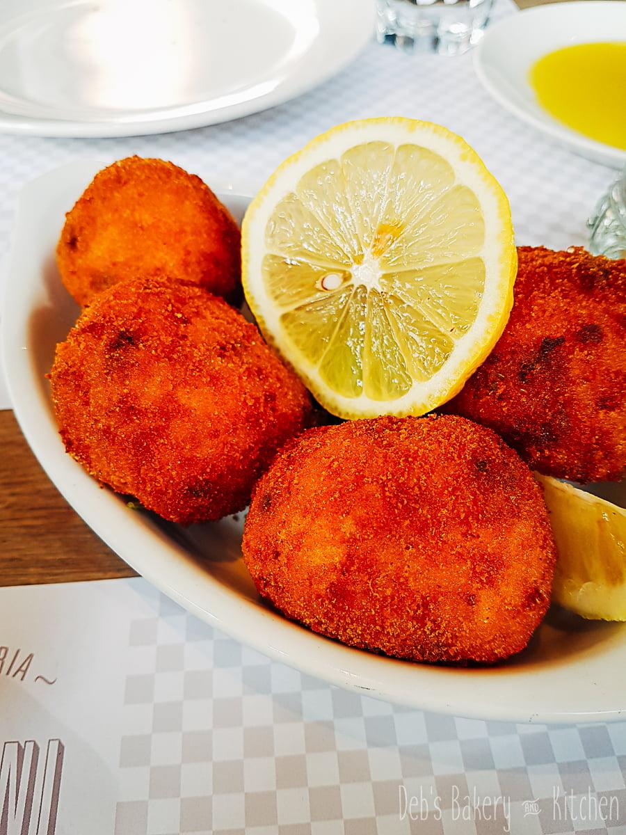 italiaans tafelen bij osteria vicini