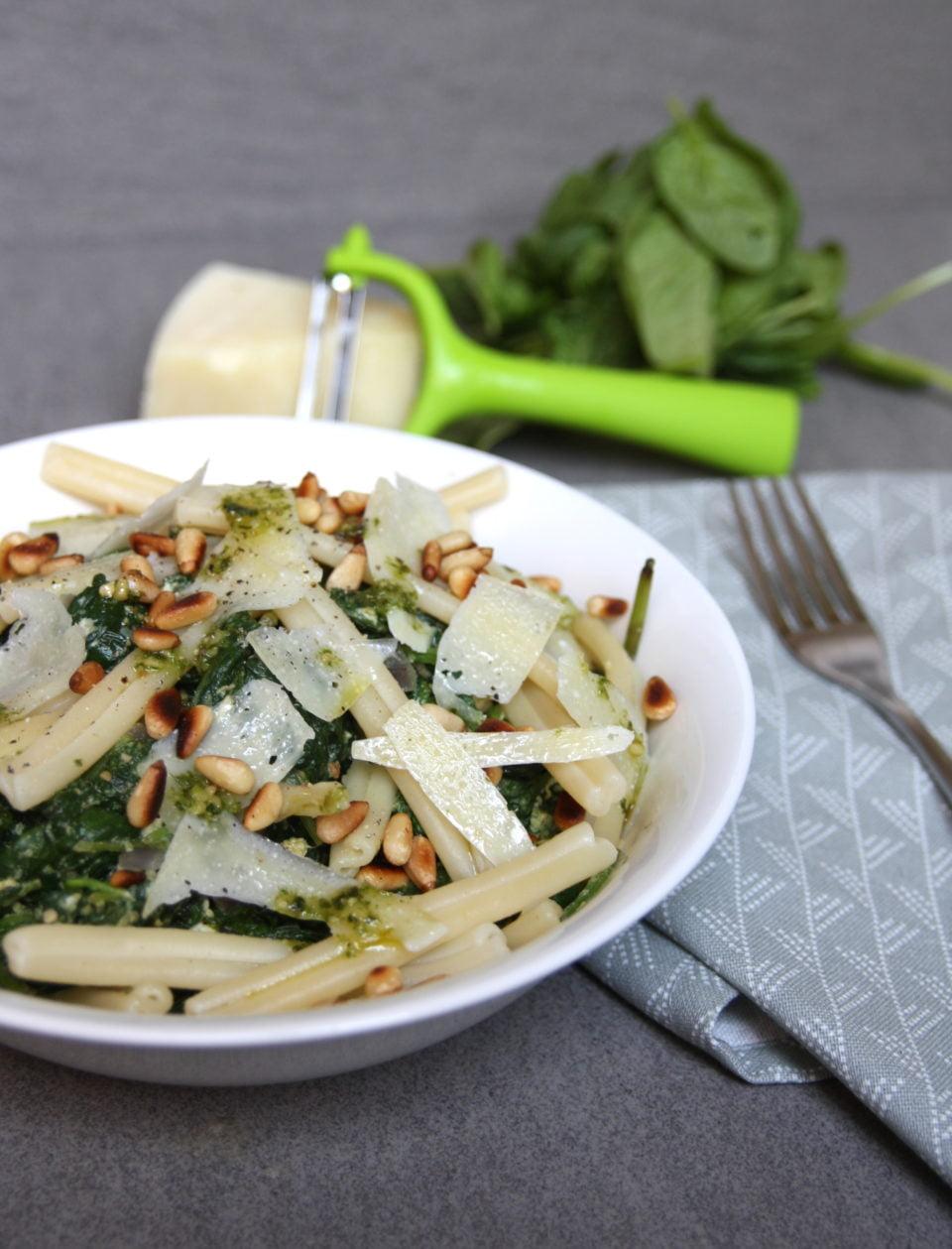 Spinazie-pasta-eefsfood