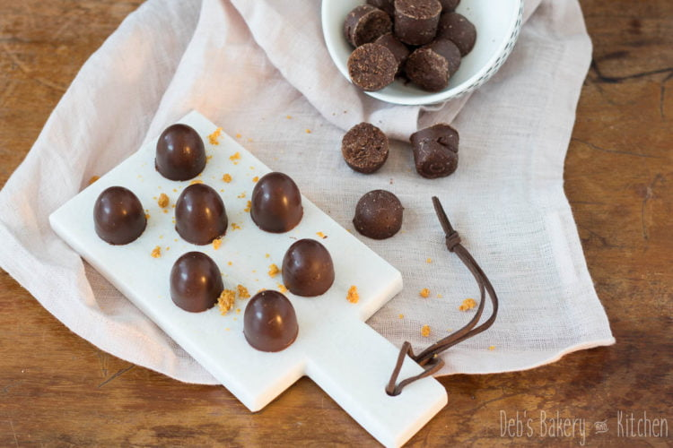 toblerone bonbons uit de chocoladebijbel