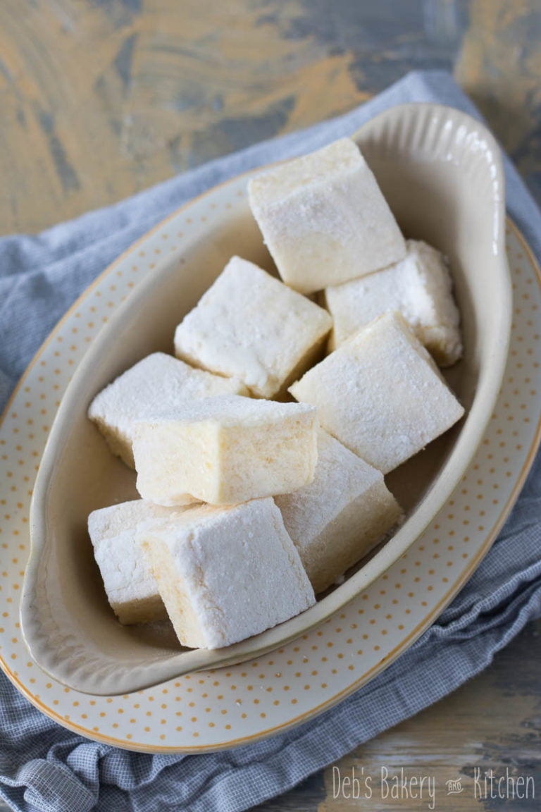 mango marshmallows
