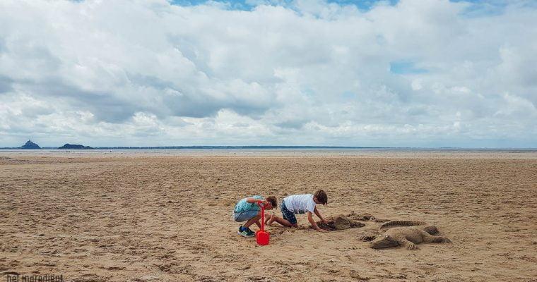 Een week in Normandië met kinderen