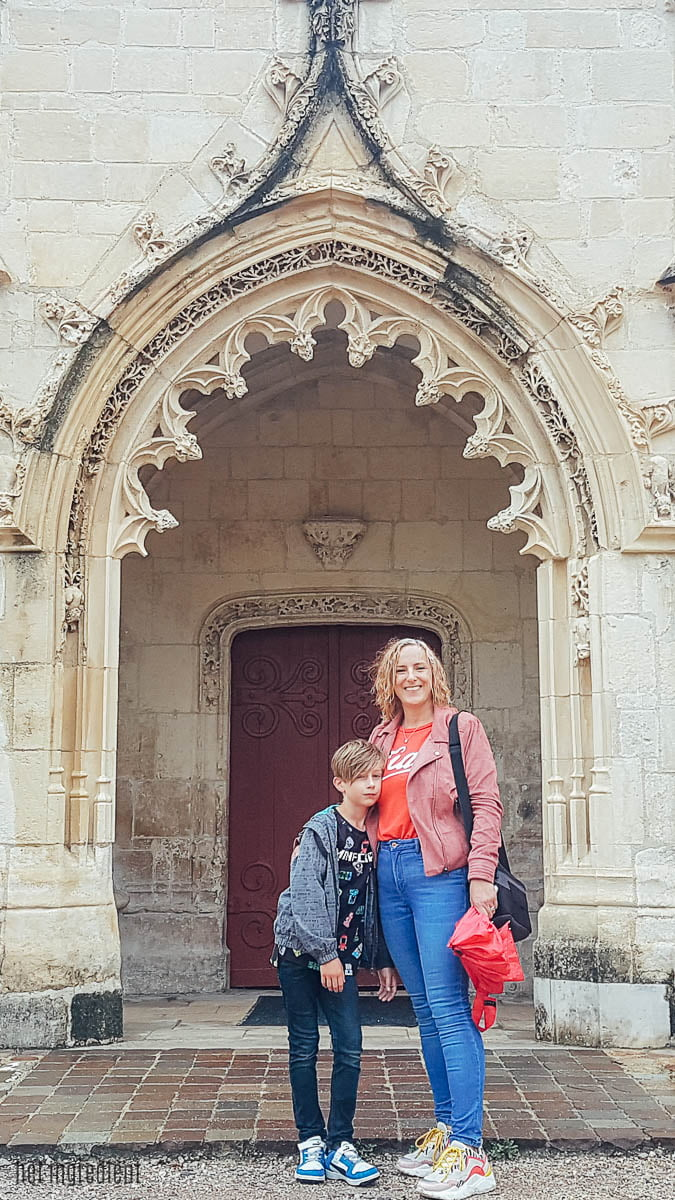 een week normandië met kinderen