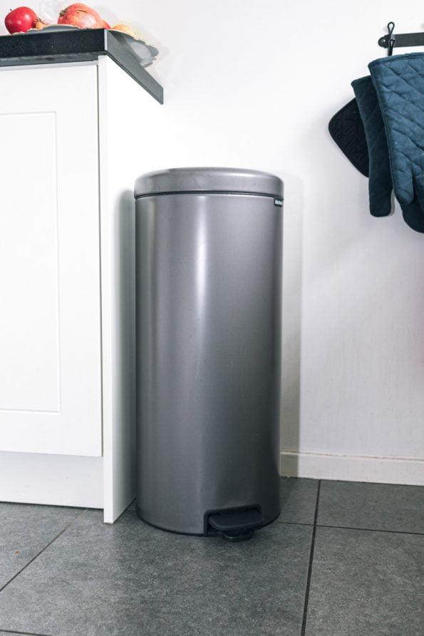 5 tips om een stinkende prullenbak te voorkomen-
