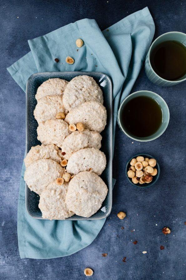 Brutti ma buoni- glutenvrije hazelnootkoekjes met 3 ingrediënten