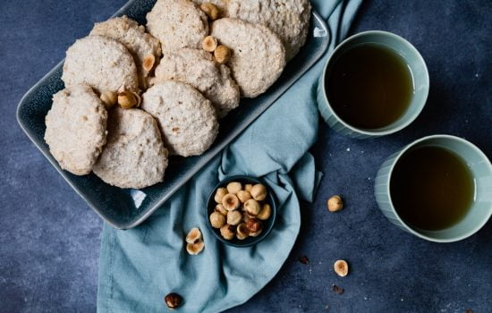 Brutti ma buoni: glutenvrije hazelnootkoekjes met 3 ingrediënten